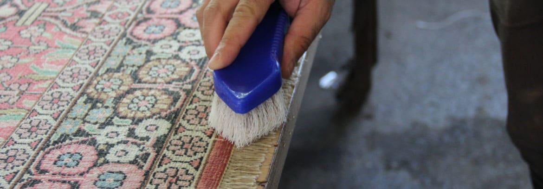 Teppichflecken entfernen